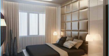 현대적인 스타일 + 사진 침실 인테리어
