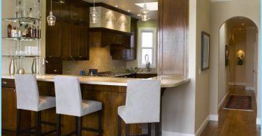개인 주택 + 사진에서 주방 디자인